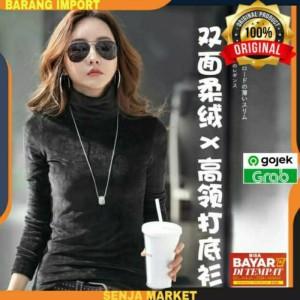 Harga sweater suiter switer suwiter sweeter sweter turtleneck wanita | HARGALOKA.COM