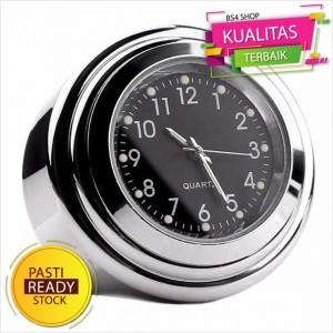 Harga jam untuk handlebar motor   jam analog pada stang motor   HARGALOKA.COM