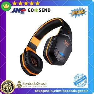 Harga kotion each 2 in 1 bluetooth wireless gaming headset deep bass | HARGALOKA.COM