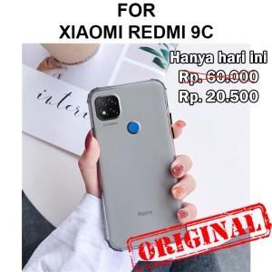 Harga case xiaomi redmi 9c softcase casing hp back cover tpu ultra thin froz   | HARGALOKA.COM