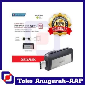 Harga flashdisk sandisk otg type c 3 0 128 | HARGALOKA.COM