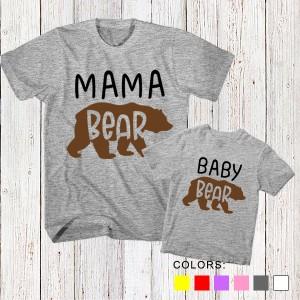Harga baju couple ibu dan anak mama bear baby bear s m l xl 2xl 1 10 tahun   s 1 2   HARGALOKA.COM