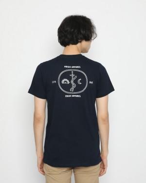 Harga erigo t shirt nihon sword navy   | HARGALOKA.COM