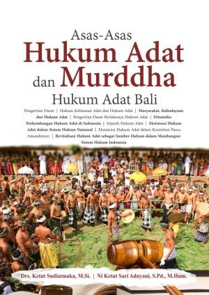 Harga buku asas asas hukum adat dan murddha hukum adat | HARGALOKA.COM
