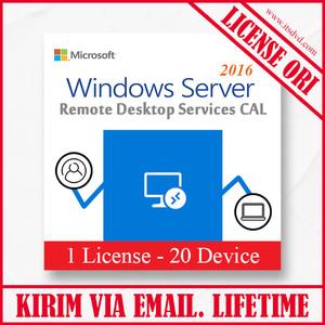 Harga windows server 2016 remote desktop services | HARGALOKA.COM
