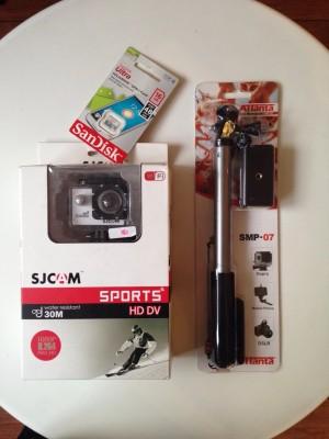 Harga kamera sj4000 wifi monopod mmc 32 gb lt gt gopro lt gt xiaomi yi sj | HARGALOKA.COM