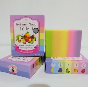 Harga frutamin soap by wink white original sabun frutamin   HARGALOKA.COM
