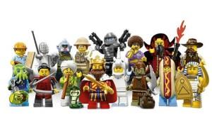 Harga lego minifigures series 13   full set complete 16 | HARGALOKA.COM