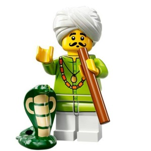 Harga lego minifigures series 13 snake | HARGALOKA.COM