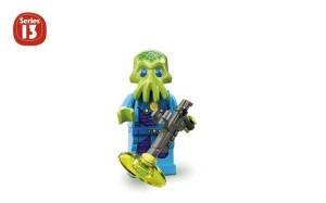 Harga lego minifigures series 13 alien | HARGALOKA.COM