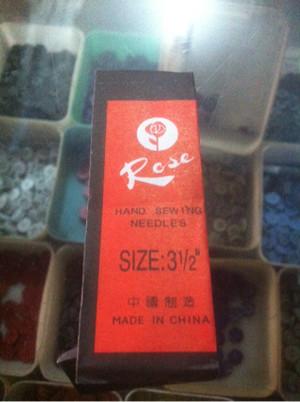 Harga jarum kasur merk rose ukuran 3 1 2 | HARGALOKA.COM