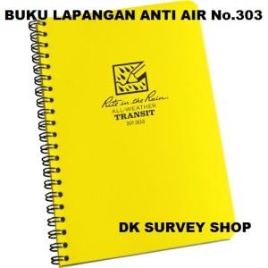 Harga buku lapangan anti air all weather notebook rite in the rain no | HARGALOKA.COM