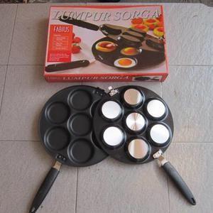 Harga cetakan kue lumpur sorga martabak mini dorayaki 7 | HARGALOKA.COM