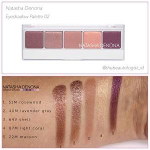 Info Viva Eyeshadow Palette Katalog.or.id