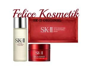 Harga sk ii sk2 skii trial rna power skin signature 3d redefining   HARGALOKA.COM