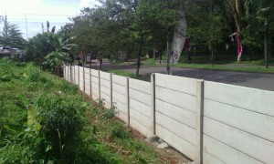 Harga pagar beton di | HARGALOKA.COM