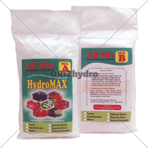 Harga nutrisi hidroponik abmix hydromax semua | HARGALOKA.COM