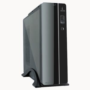 Harga casing ibos ufora lp 5 slim atx 500 watts hitam | HARGALOKA.COM