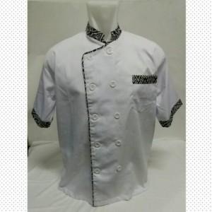 Harga baju chef kombinasi | HARGALOKA.COM