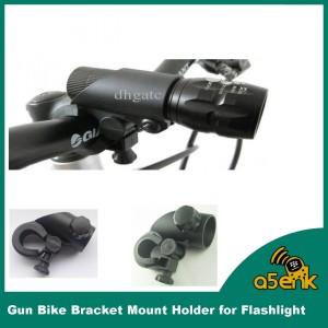 Harga gun bike bracket mount holder for flashlight bracket senter | HARGALOKA.COM
