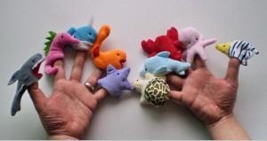 Harga puppet finger boneka jari sea animal binatang   HARGALOKA.COM