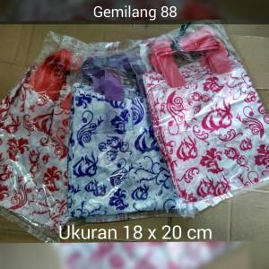 Harga plastik softhandle kantong online shop kantong baju uk | HARGALOKA.COM
