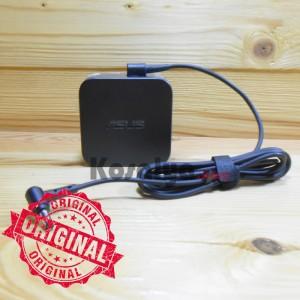 Harga ori adaptor charger asus 19v   3 42a square s56 s56ca x58   HARGALOKA.COM
