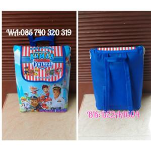 Harga goodie bag tas souvenir ulang tahun ultah anak model ransel full | HARGALOKA.COM