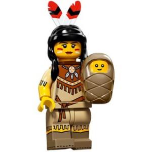 Harga lego minifigure series 15 tribal | HARGALOKA.COM