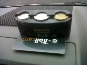 Info Tempat Uang Koin Receh Coin Toll Card Holder Kartu Atm Karcis Mobil Katalog.or.id