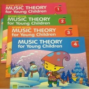 Harga music theory for young children yin yin ng book | HARGALOKA.COM