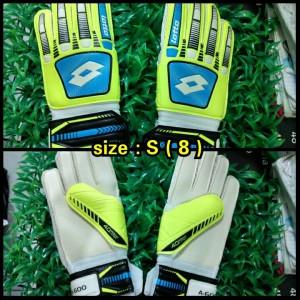 Harga sarung tangan kiper lotto stabilo sarung tangan | HARGALOKA.COM