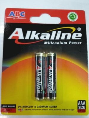 Harga batu baterai alkaline abc aa aaa atk   | HARGALOKA.COM