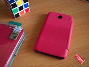 Harga lenovo s880 leather flip case flipcase cover flipcover putih | HARGALOKA.COM