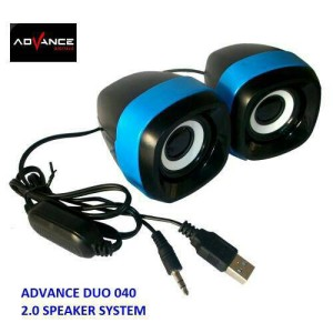Harga speaker hp komputer advance duo | HARGALOKA.COM