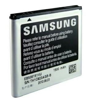 Harga batre baterai samsung eb535151vu original galaxy s advance | HARGALOKA.COM