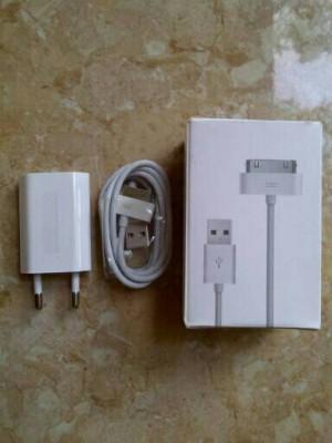 Harga charger original iphone 4 4s | HARGALOKA.COM