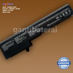 Harga original baterai axioo mlc m720 m725 zyrex advan m720bat 4 | HARGALOKA.COM