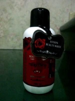 Harga mini lotion vampire bpom 150ml aroma rosa warna merah   HARGALOKA.COM