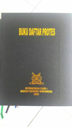Harga notaris buku daftar | HARGALOKA.COM