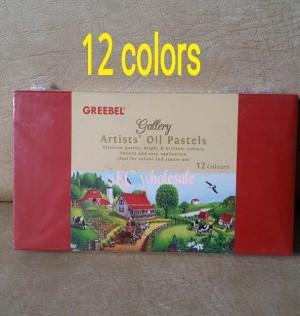 Info Oil Pastel Smooth Rich Blending 12c Ec20100 Crayon Warna Anak Katalog.or.id
