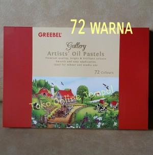 Katalog Greebel Artist Oil Pastel 48c Katalog.or.id