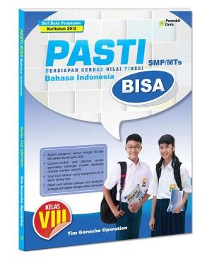 Harga pasti bisa bahasa indonesia smp kelas | HARGALOKA.COM