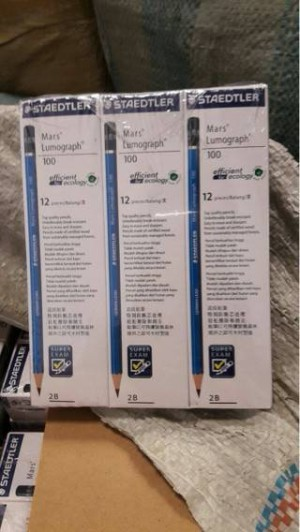 Harga pensil 2b steadler germany ory | HARGALOKA.COM