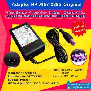 Harga adaptor printer hp deskjet 1010 1510 1015 2545 2645 1515 2515 | HARGALOKA.COM