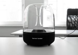 Harga harman kardon bluetooth speaker aura studio   HARGALOKA.COM