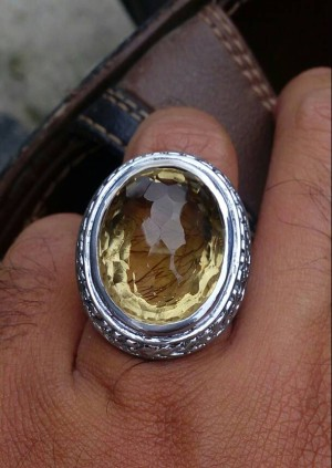 Harga natural citrine quartz c023 | HARGALOKA.COM