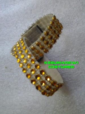Harga gelang tangan hias aksesoris tari tradisional baju | HARGALOKA.COM