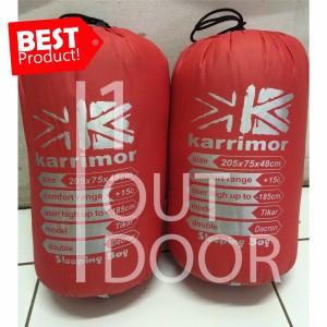 Harga karrimor sleeping bag dacron   | HARGALOKA.COM