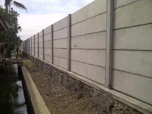 Harga pasang pager panel beton bekasi dn | HARGALOKA.COM
